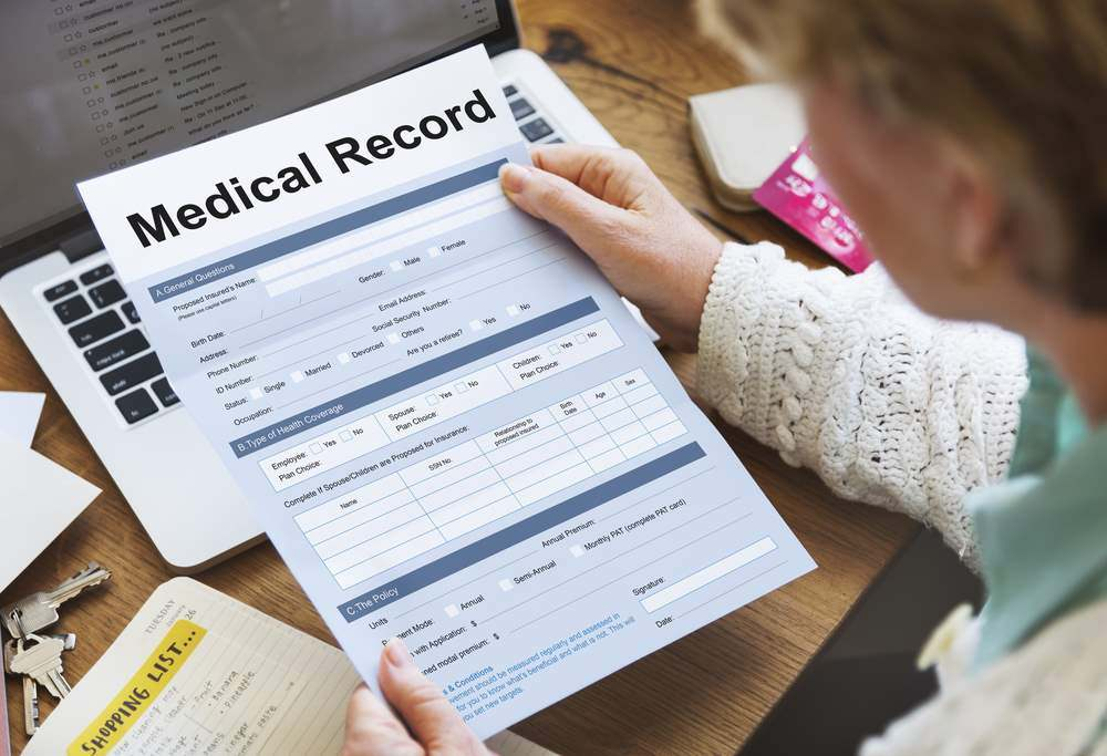 Medical Records to Another Car Accident Driver