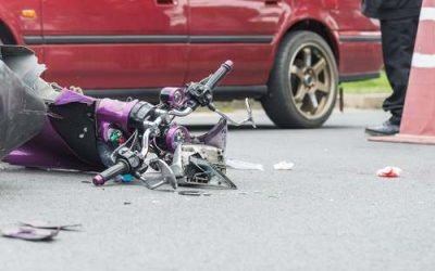 Can You Settle a Motorcycle Accident Without a Lawyer?