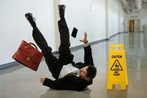 What Is a Slip and Fall Injury?