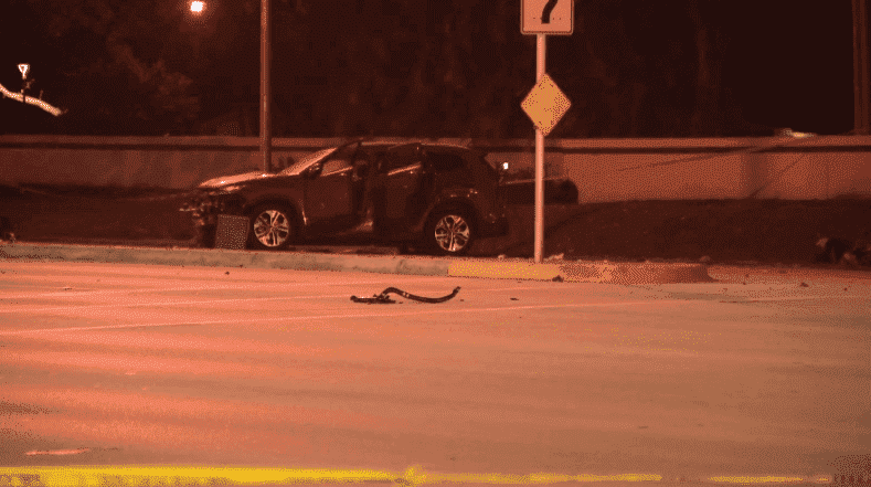 Car Crash In Coconut Creek Kills 1, Injures 7 People