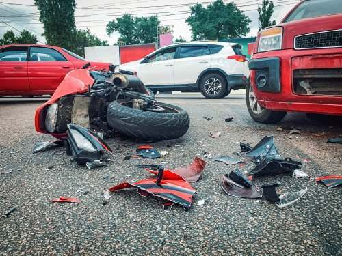 Brandon Motorcycle Accident Lawyer